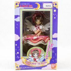 Card Captor Sakura Cute Memory Collection Figure Bandai Limited JAPAN ANIME