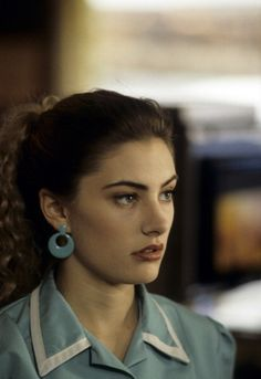 Shelly Johnson is the most beautiful woman in the world.