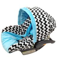 Infant Car Seat Covers by Ritzy Baby