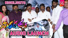 Dhanush's Naradhudu Movie Audio Launch - Highlights | Genelia D'Souza | ...