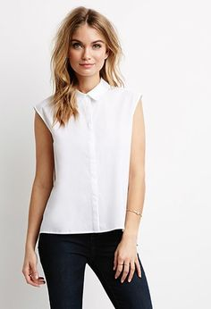 Button Downs | WOMEN | Forever 21