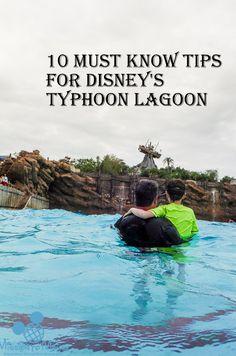 10 best tips for Disney's Typhoon Lagoon