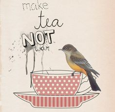 Replace 'tea' with 'coffee' :)