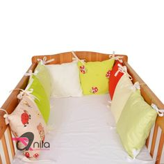Fejvédő kiságyba - Tanita Webshop Toddler Bed, Furniture, Home Decor, Homemade Home Decor, Home Furnishings, Interior Design, Home Interiors, Decoration Home, Home Decoration