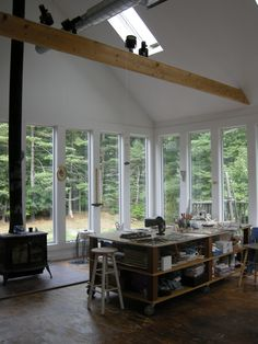workspace ~ Dover, Massachusets