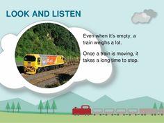 Tracks are for trains 2014 slide share