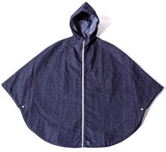 Urban Poncho by Otto London: new colors Biking In The Rain, Poncho Design, Sewing Jeans, Bike Wear, Rain Wear, Cycling Outfit, Nike Jacket, Ready To Wear, Cool Outfits