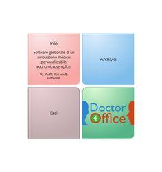 Apertura di DoctorOffice4 su computer iPad e iPhone