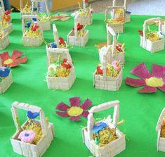 Lavoretti di Pasqua per i bambini della scuola dell'infanzia (Foto 5/41) | PourFemme