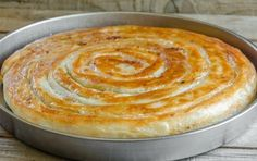 Burek consists of layers of phyllo dough stuffed with various savory fillings. Despite its Turkish origins, this dish has evolved into a proud gem of Bosnian national cuisine Cookbook Recipes, Cooking Recipes, Bosnian Recipes, Cornish Pasties, Savory Pastry, European Cuisine, Cheese Pies, Phyllo Dough, Iftar