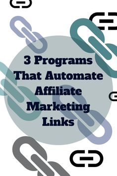 By and large, affiliate marketing is my biggest source of blogging income today. As my readers purchase the products and services I recommend on my blogs, I earn a commission. Creating all those links can be time-consuming however. Many networks are stepping up to the challenge and offering ways to automate affiliate marketing links for you.