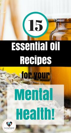 15 Amazing Essential Oil Recipes For Your Mental Health Are you a beginner to essential oils? Clarity Essential Oil, Essential Oils For Depression, Stress Relief Essential Oils, Essential Oils For Anxiety, Doterra Essential Oils, Doterra Oil, Essential Oil Recipies, Doterra Blends, Roller Bottle Recipes