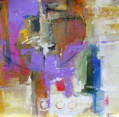 Aureus by Elizabeth Chapman, Painting - Acrylic | Zatista
