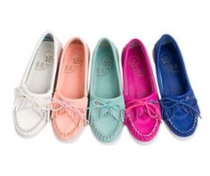 Le Bunny Bley  Leather Boat Shoes v.02  $69.00    Size tip: Runs small - please order half size bigger    $69.00