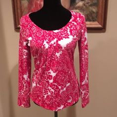 """♦️TUNIC ♥️ * Sweet pin-tuck detail at the neckline * fabric is buttery soft * chest 10"""" laying flat * length 19"""" * scoop neck * flattering for every figure type ♥️♥️ Talbots Tops Tunics"""