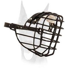 #Wire #Basket Dog #Muzzle for #Winter #Doberman Walks/Training $43.90