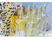 Paper straws Paper Straws, Triangle, Party, Parties