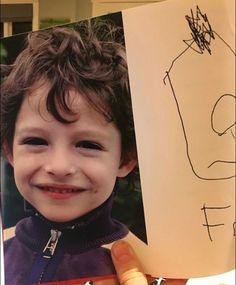 I'm screaming here's a baby Finn.