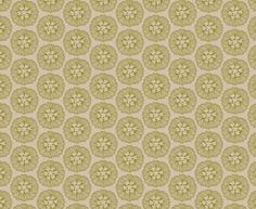 Flowerburst </br> Lime CB on Latte Latte, Cushions, Fabric, Room, Design, Home Decor, Throw Pillows, Tejido, Bedroom