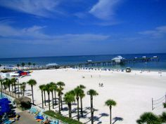 With a high of 87, and clear skies, how can you say no to Clearwater Beach? We added new seats for tomorrow, so grab you sandals, call today!