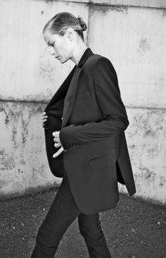 men's blazer // carolyn murphy