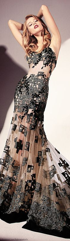 Dany Tabet | Couture, F/W 2013-14