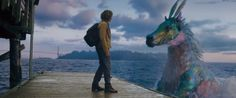 Hippocampus, in 'Percy Jackson and the Sea of Monsters'