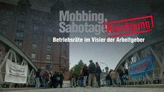 Mobbing, Sabotage, Kündigung - Betriebsräte im Visier der Arbeitgeber | BR | Kontrovers | #unionavoiding #unionbusting (43:10)