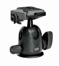 Manfrotto 496RC2 Ball Head with Quick Release Replaces Manfrotto 486RC2 $78.50