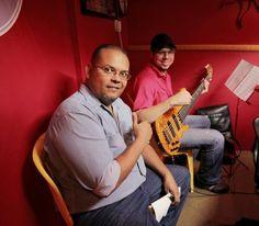 Nelson Gonzalez y José Luis Rodríguez
