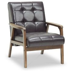 brown office guest chairs white for rent 8 best images on pinterest living room mid century masterpieces club chair baxton studio target leather