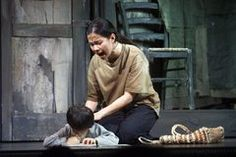 Lea Salonga for Miss Saigon 1991