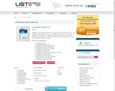 "List2tech is that the premier information of firms victimisation JD Edwards users, JD Edwards users directors and JD Edwards user executives. we offer JD Edwards user email lists, JD Edwards user mailing lists and our most well-liked "" JD Edwards user selling lists"". Get the e-mail lists of JD Edwards application vendors and JD Edwards code firms. For more details,please visit our site:- http://www.list2tech.com/jd-edwards-users-email-lists.php"