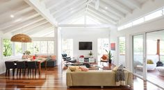 Style Dilemma: What To Do After You've Knocked Down That Wall - http://www.decorismo.com/other/style-dilemma-what-to-do-after-youve-knocked-down-that-wall/
