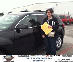 #HappyAnniversary to Gina Hughes on your 2010 #Ford #Edge from Scott  Bradley  at Huffines Chrysler Jeep Dodge Ram Lewisville!