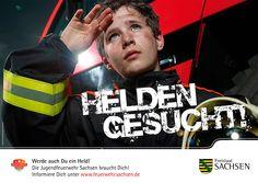 ML Kampagne für die Sächsische Jugendfeuerwehr, © Jan Gutzeit, www.jan-gutzeit.de