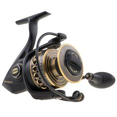 Penn Battle II BTLII3000 Spinning Fishing Reel - Right or Left Hand Retrieve