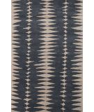 RugStudio presents Jaipur Rugs En Casa By Luli Sanchez Tear Drops Lst27 Deep Blue/Dark Ivory Hand-Tufted, Good Quality Area Rug