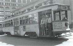 Detroit Transit History