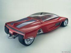 Peugeot Proxima Concept (1986)