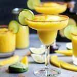 After a day like today.. I need these MANGO MARGARITAS 🍹😴in IV form. #dontjudge . . Click link in profile☝🏼for Recipe . . #foodstargram #foodphotography #foodblogger #eeeeeats #instagood #cocktailporn #cocktails #margarita #margaritas #foodstyling #foodblogfeed #tacotuesday #thirstythursday #craftyourcocktail #glutenfree #tequila #gastronomic #marthafood #sips #foodshare #foodblogger