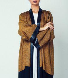 IG: Naz_Abaya Abaya Pattern, Modern Abaya, Classic Chic, Abaya Fashion, Duster Coat, Abayas, Boutique, Sweaters, Instagram