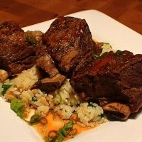 Pressure Cooked Guinness Short Ribs Recipe