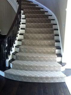 Best Herringbone Stairway Carpet Best Stair Carpet For High 400 x 300