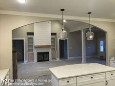 Exclusive House Plan 51762HZ comes to life in Tennessee - photo 007