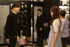 W Korean Drama, Drama Korea, Lee Jung Suk, Lee Jong, Yongin, W Two Worlds, Han Hyo Joo, Second World, Korean Men