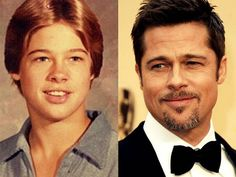 Dummies of the Year presents 35 Famous Actors Then and Now