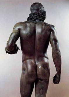 Riace bronze