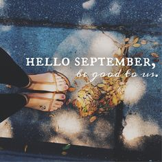 ❧  [ignore the september thing...] I LOVE HER ANCHOR FOOT TATTOO!!!!