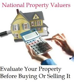 Property Valuation Allows Adopting a Systematic Approach Towards Buying-Selling Decision